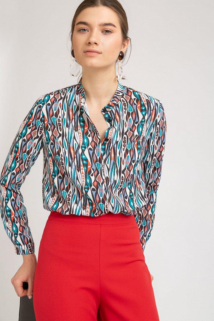 блузки с ярким принтом фото отзыв компанию