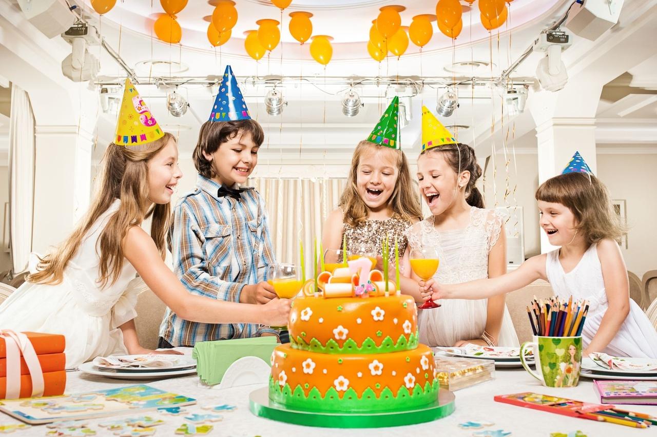 Как отметить детский праздник весело в Москве?