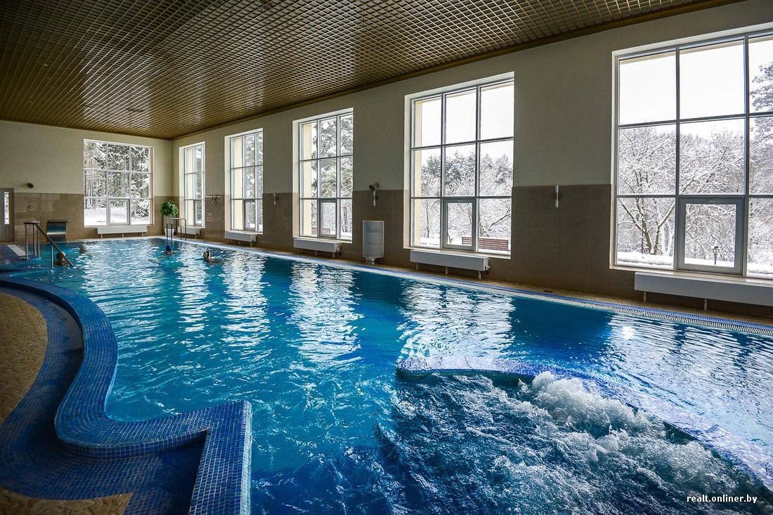 Санатории подмосковья для похудения с бассейном