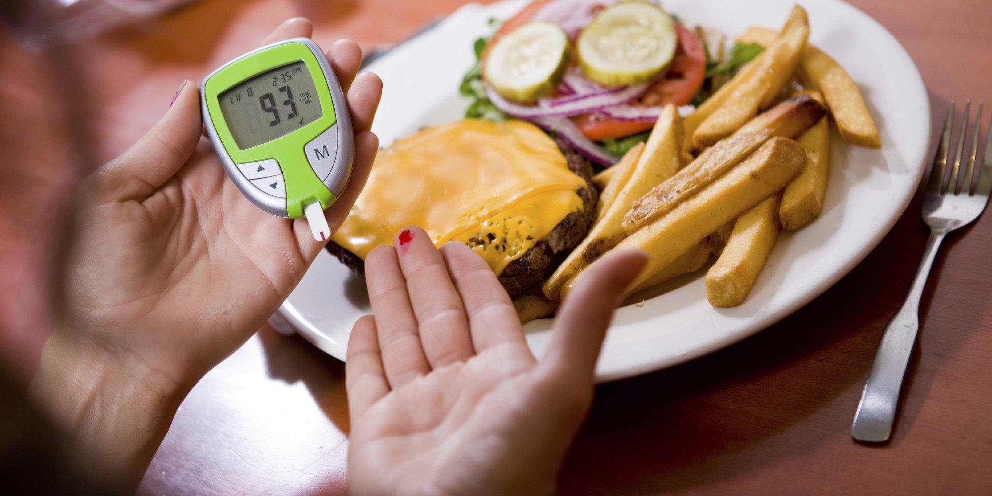 Угроза диабета диета