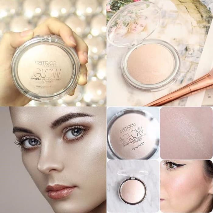 Пудра-хайлайтер для лица Catrice High Glow Mineral Highlighting Powder - 010 Light Infusion 297,80+17% 6 шт в наличии