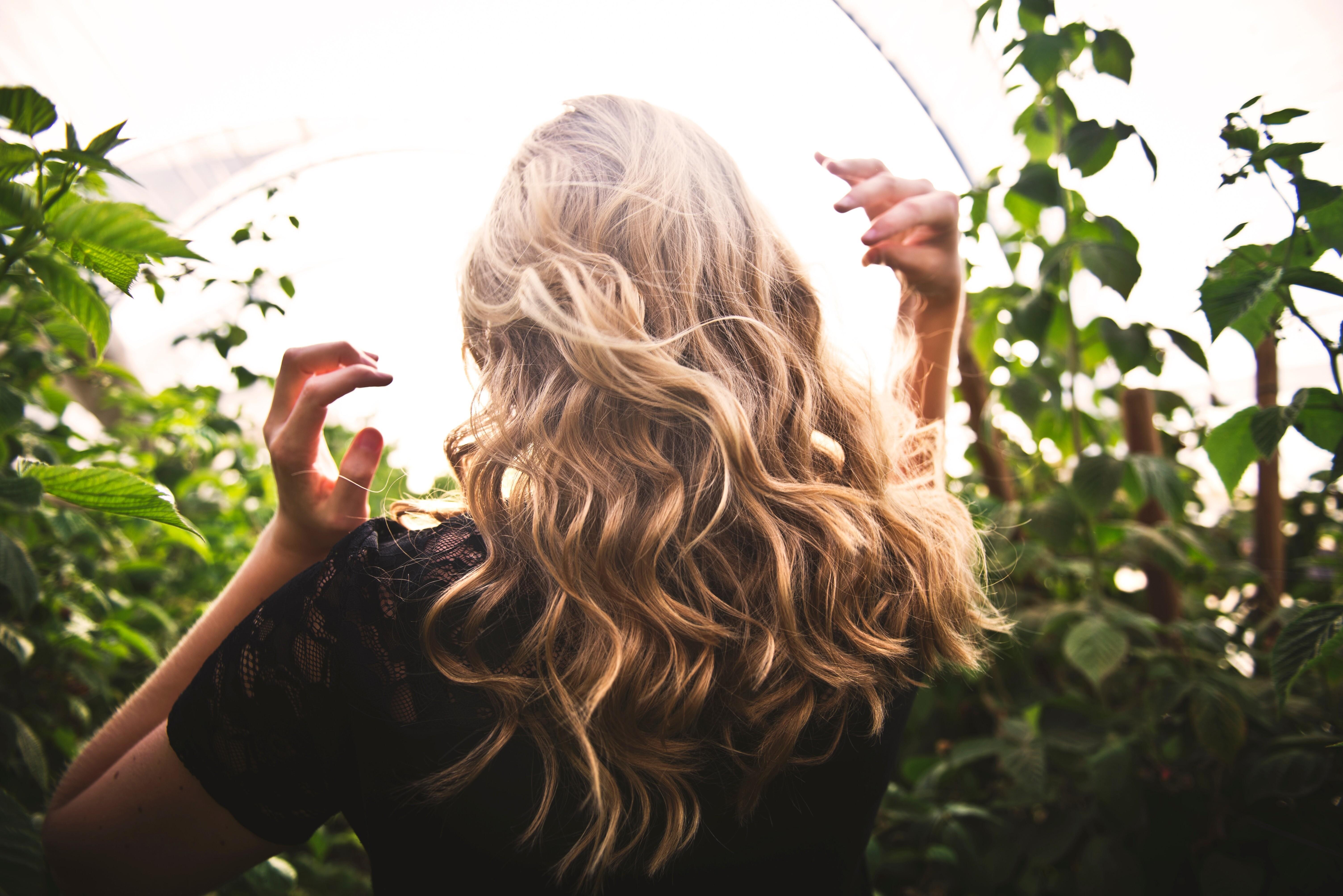 Картинки прекрасных волос