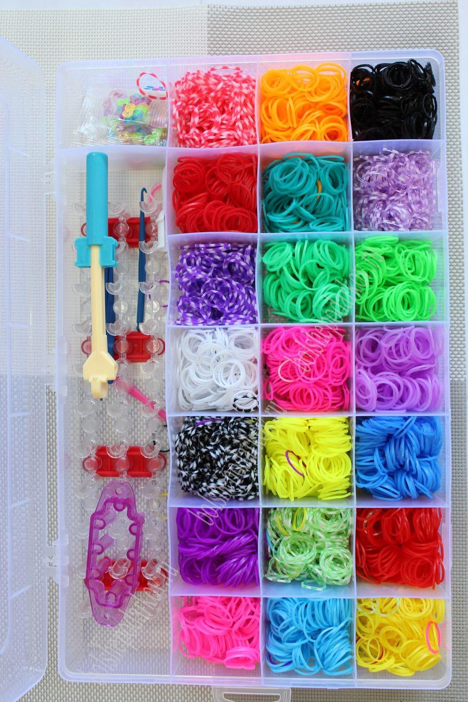 резиночки из которых плетут браслеты картинки сучан
