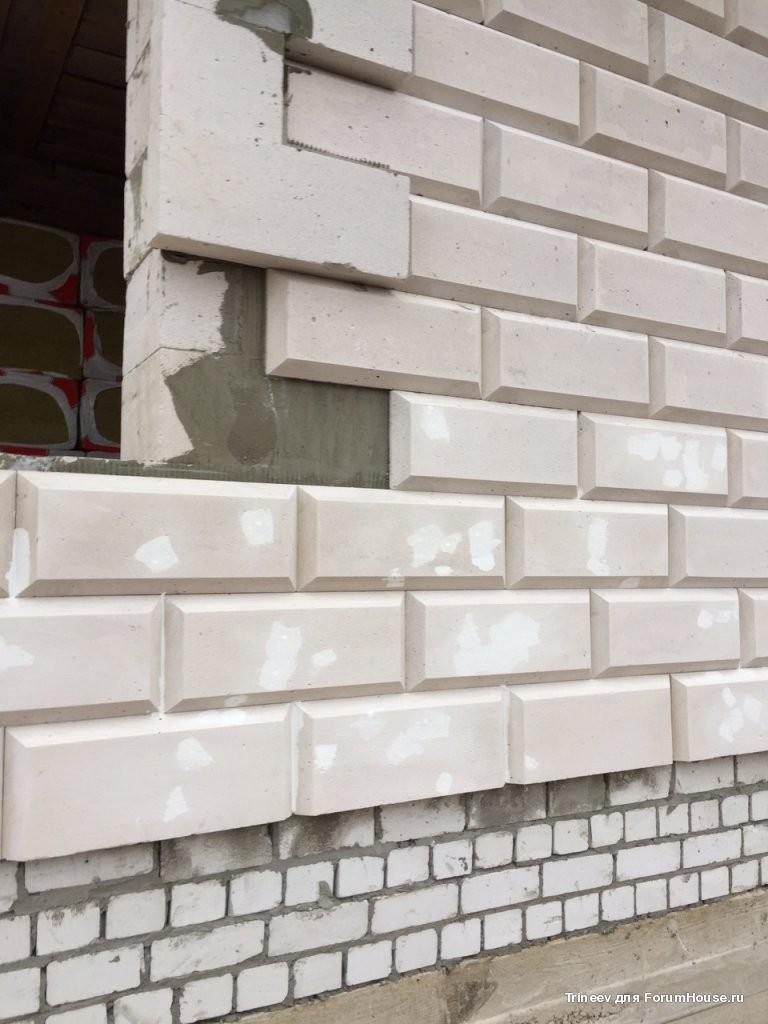 каменные пеноблоки с фасадной поверхностью фото приготовили для
