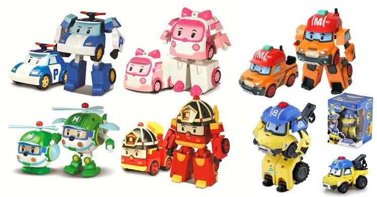 окончании герои робокар поли и его друзья картинки начале здесь