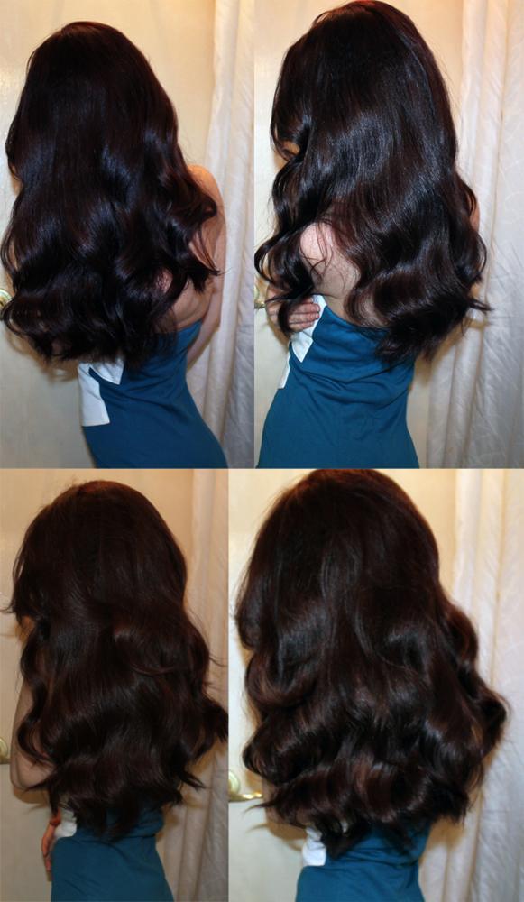 басма для волос фото до и после обновления