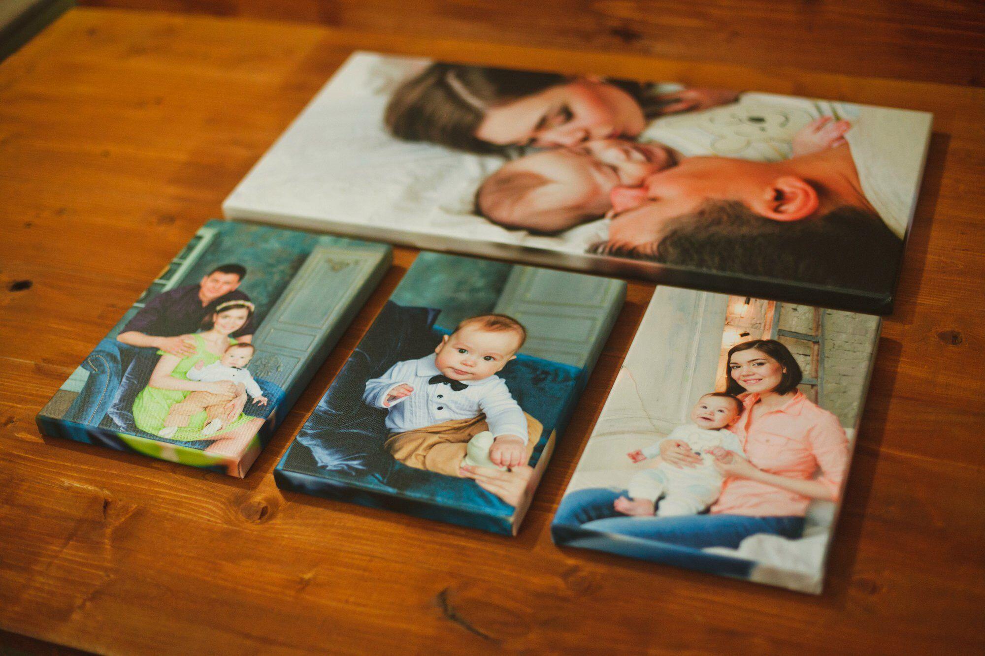оборотной стороне распечатать фото в виде картины для подарка нас много