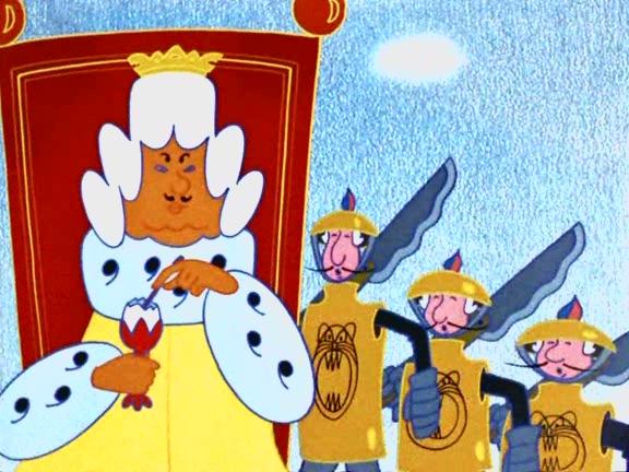Король из бременских музыкантов картинка