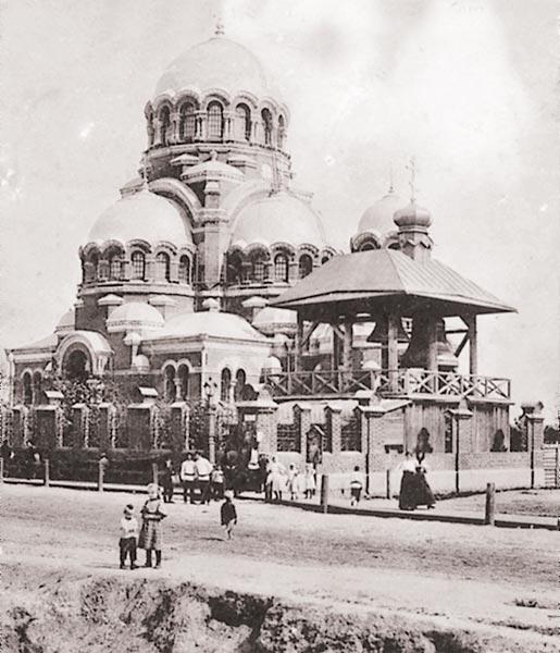 старинные фото сормовского района