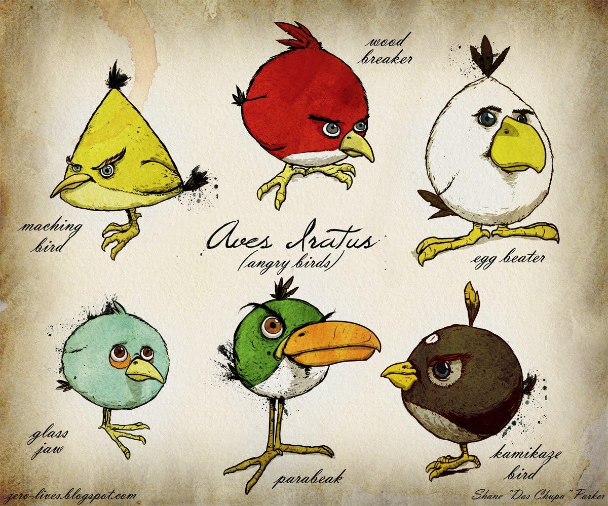 Имена картинках, смешные нарисованные птички картинки