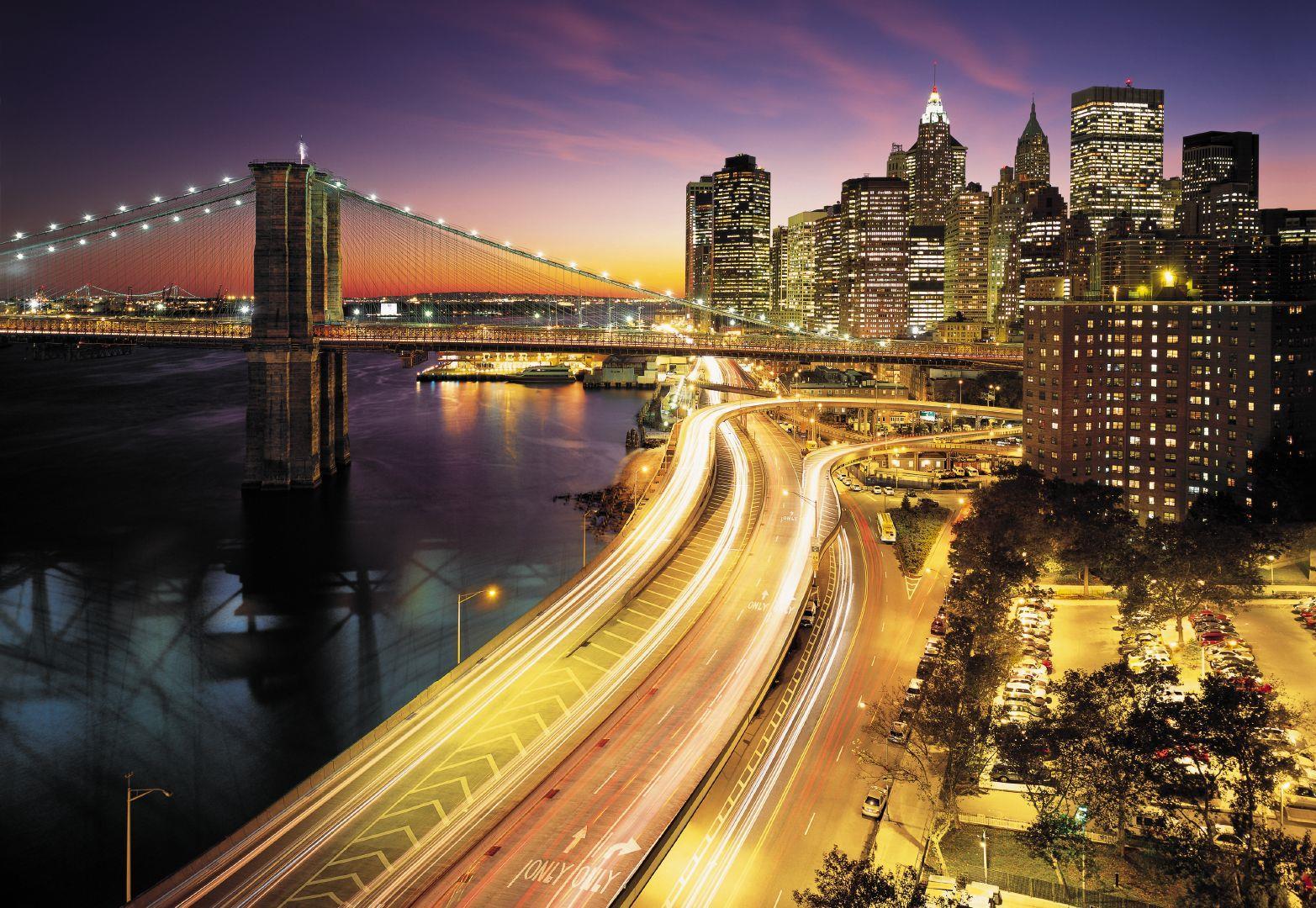 Постеры больших городов