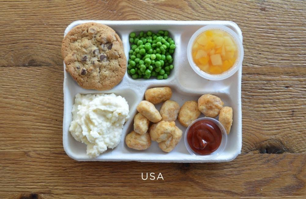 полигоны обеды в разных странах мира фото компании такой