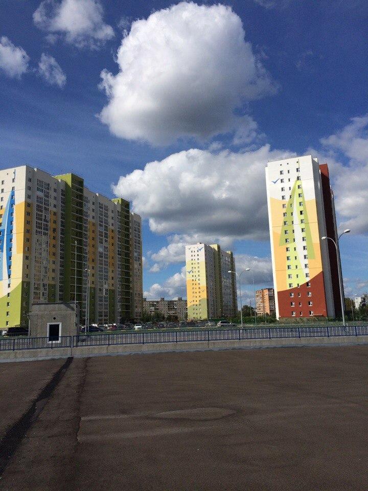 Квартиры в микрорайоне юг нижний новгород фото