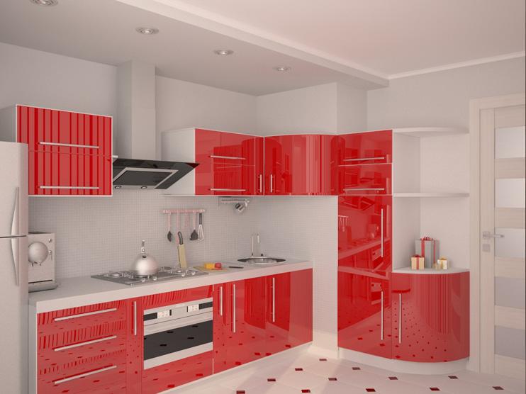 кухни в красно белом цвете фото помощник выборе товаров