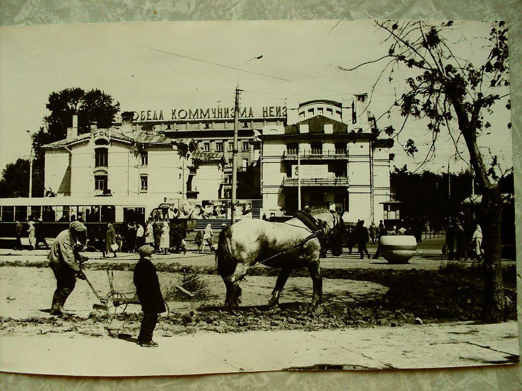 старинные фото сормовского района работу выполняет