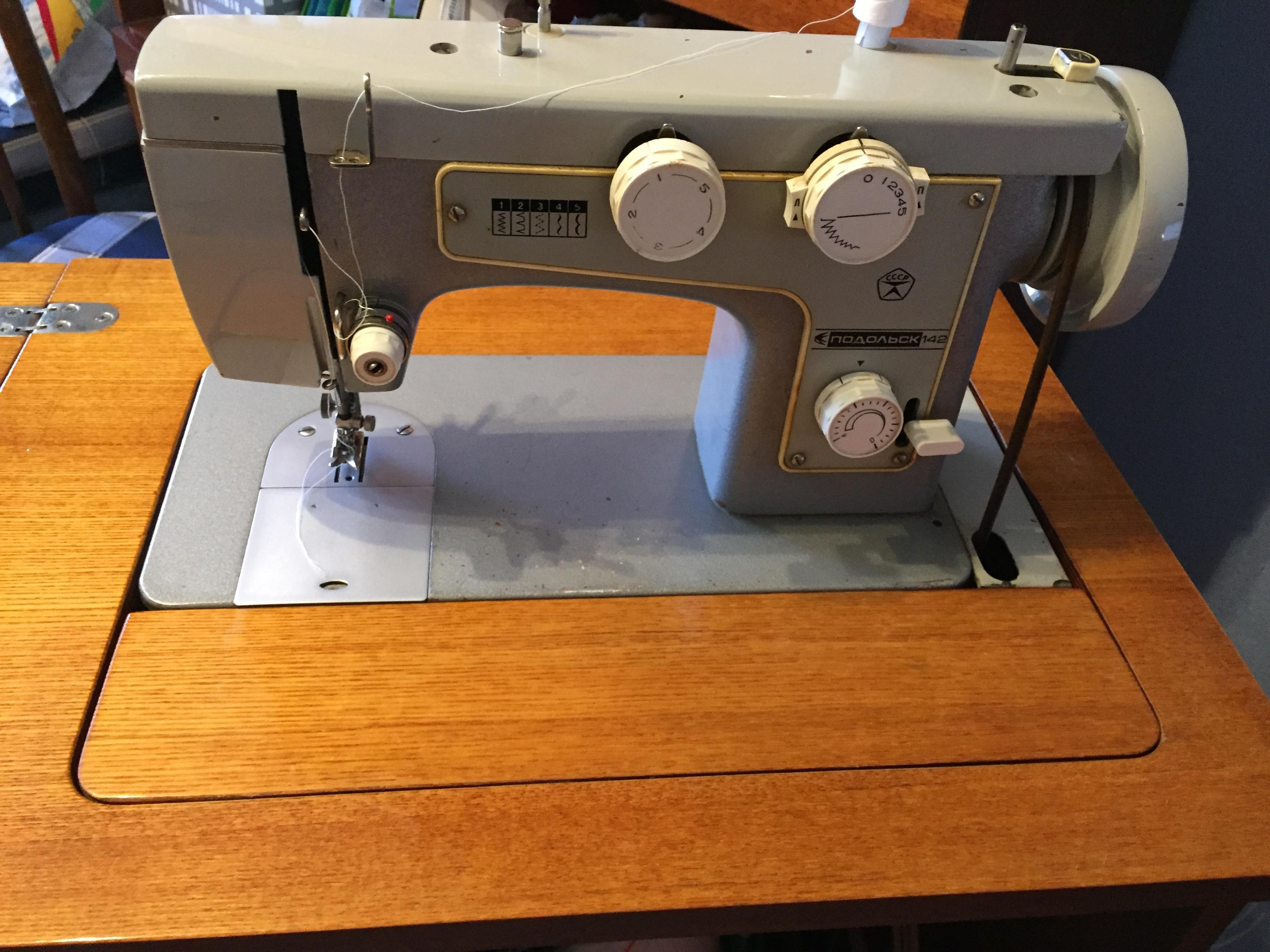 Швейная машинка подольская картинки
