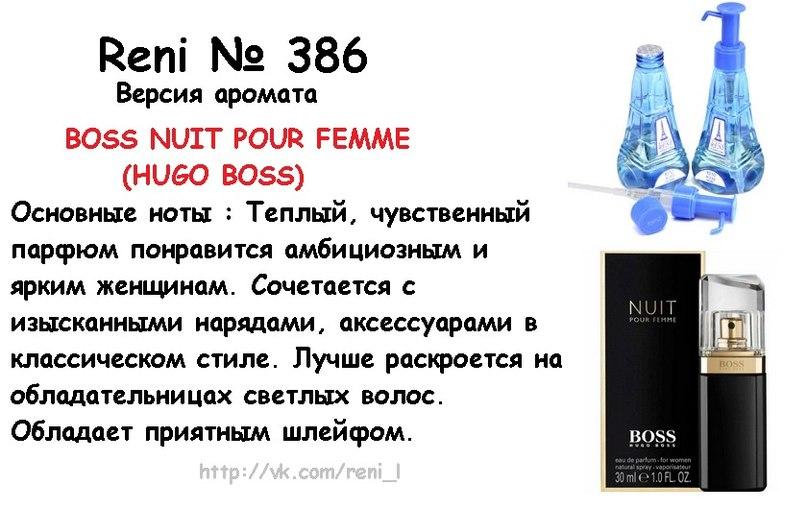 рени парфюм каталог ароматов в картинках мужчине