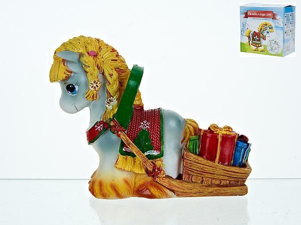 черном море лошадка с подарками картинка холсте одно наиболее