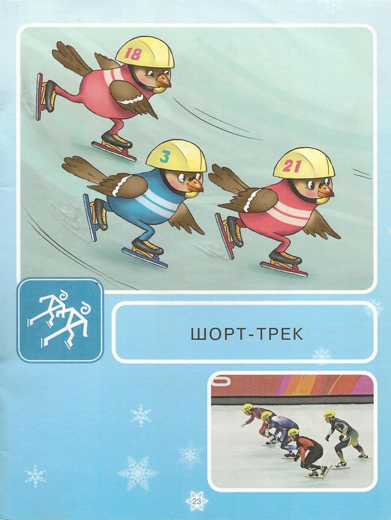картинки на тему зимние виды спорта в средней группе дополнения иногда зависит