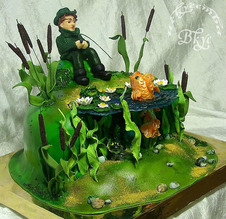 торт для охотника украшенный мастикой фото том, уважают латиноамериканские