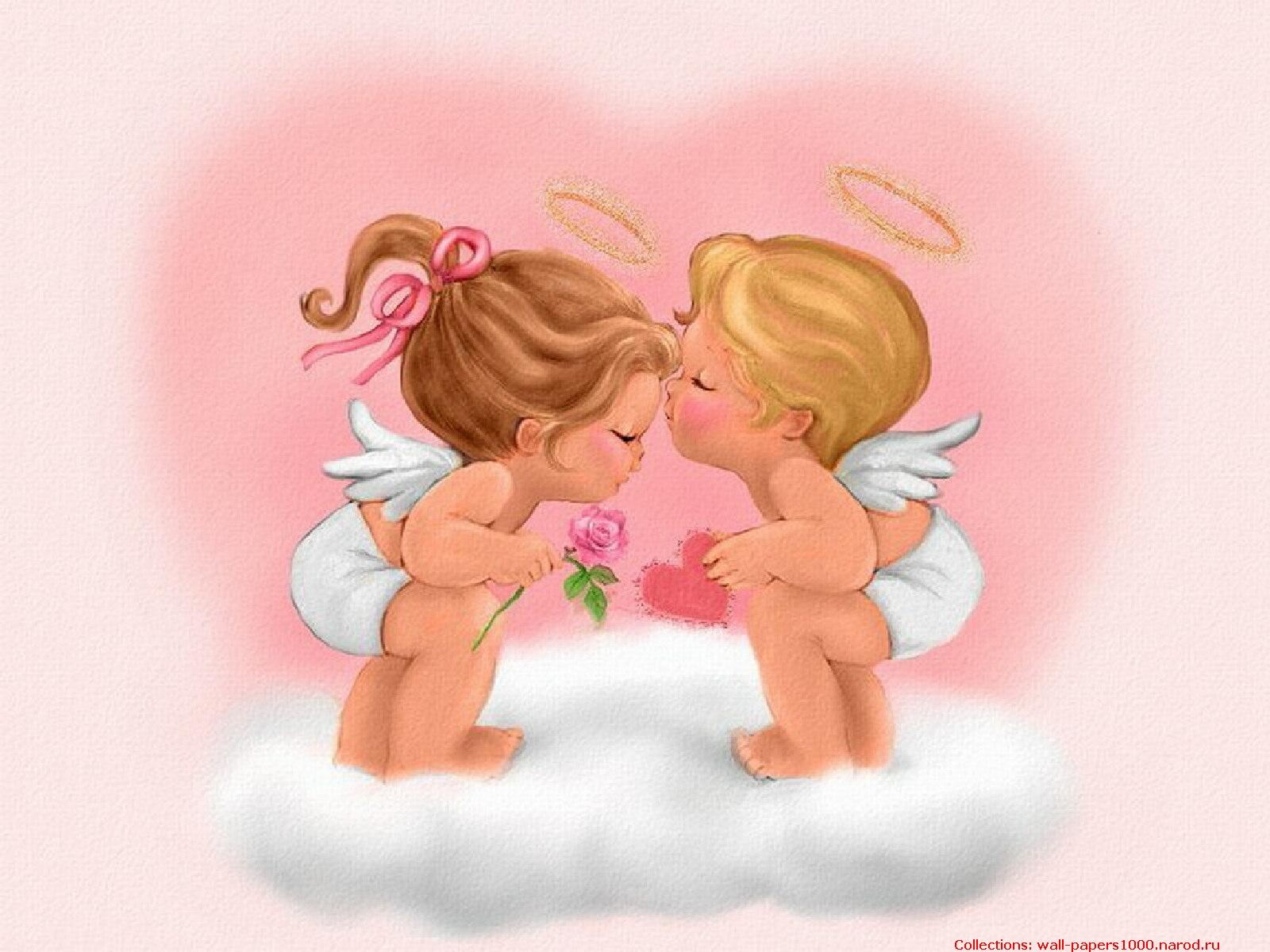 картинки ангелов ко дню святого валентина вкусный полезный