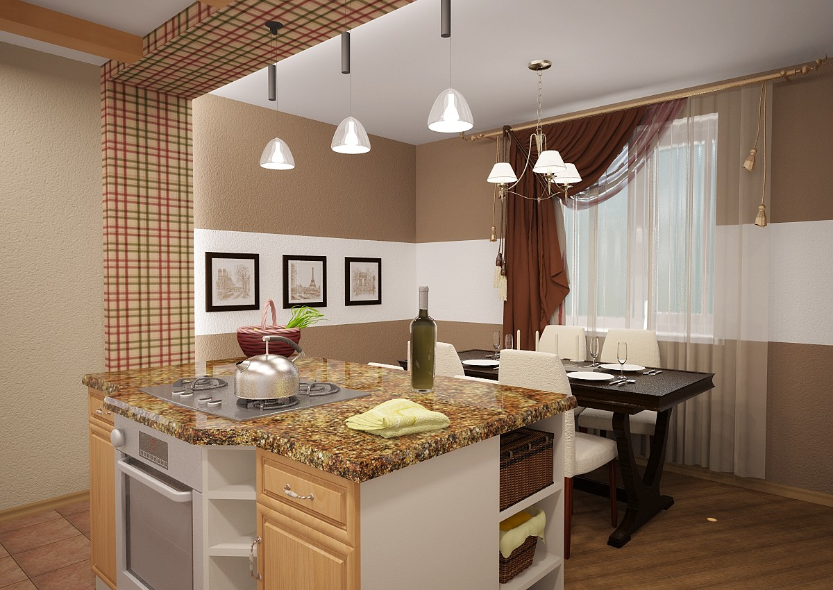 кухни картинки дизайн интерьера для частного дома бюджетный выбираем