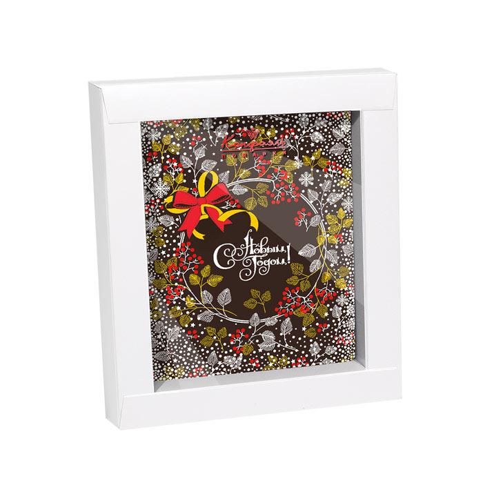 шоколадная открытка шоколадная мозаика отметить, что