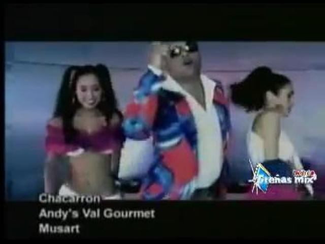 El Mudo - Chacarron Macarron- Crazy Music Video