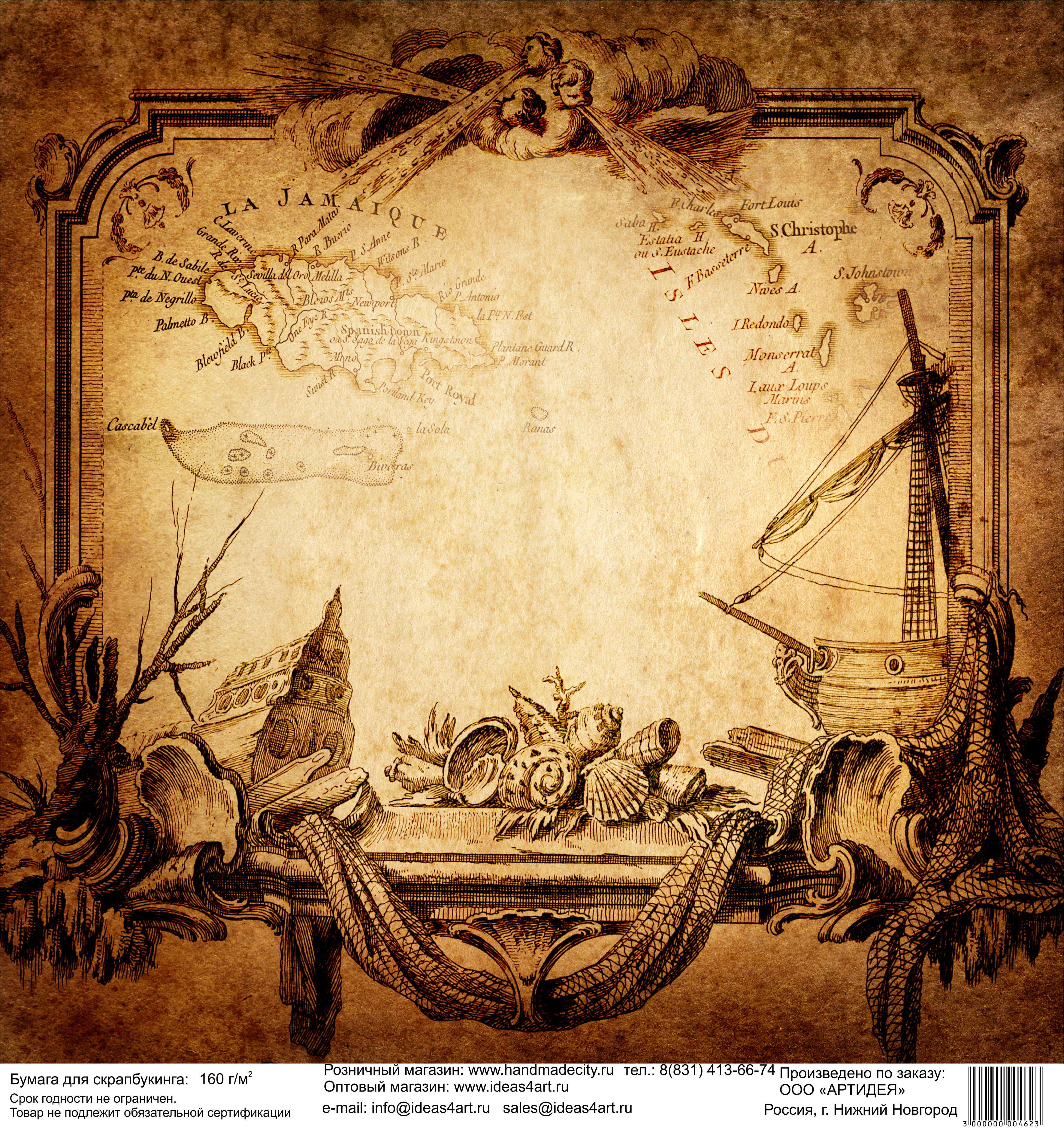 Тематика открыток в истории