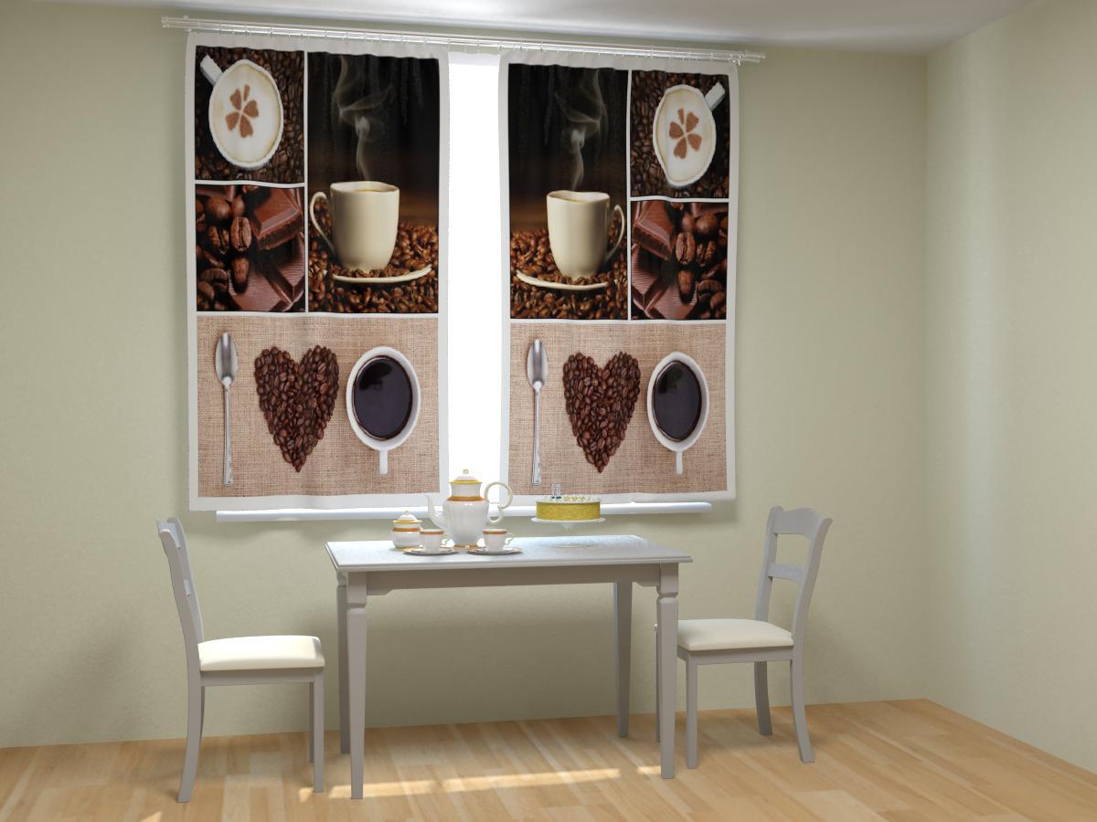 Обои на кухню с кофейной тематикой фото