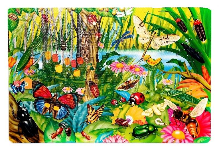 картинка сада с насекомыми рецепты