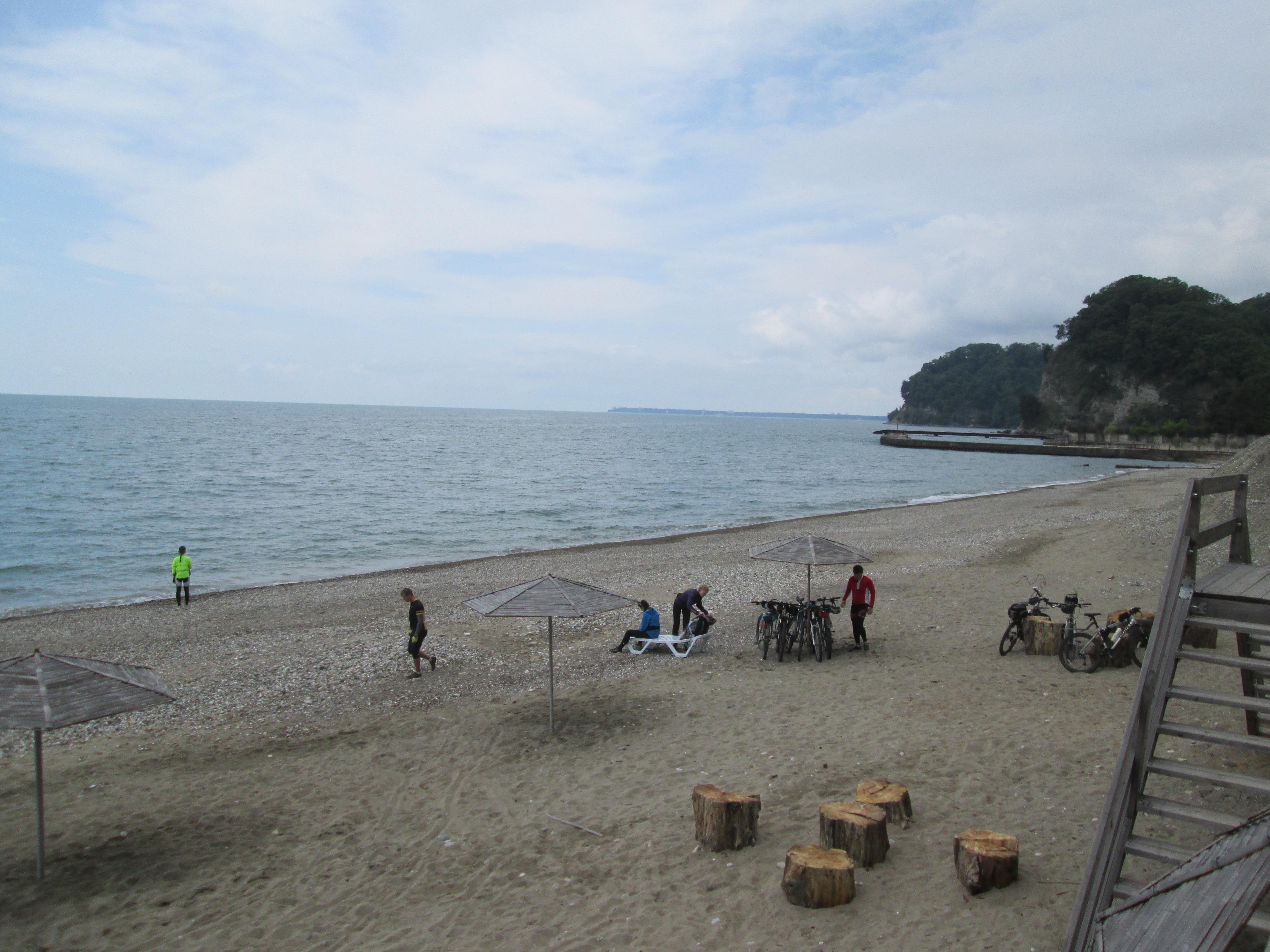 Пляжи мюссеры фото