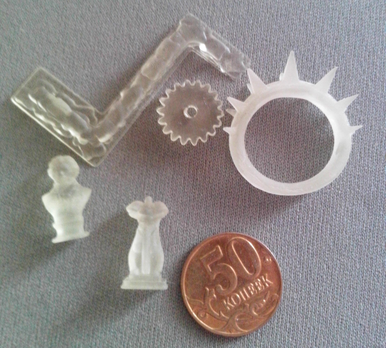 печать из фотополимера в домашних условиях ребенком