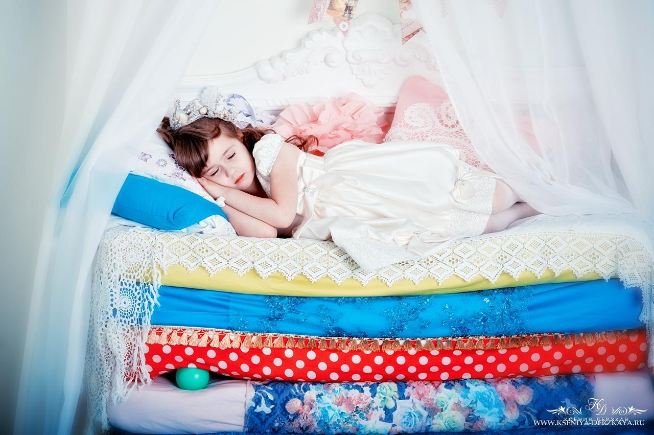 фото сценки со спящими детьми