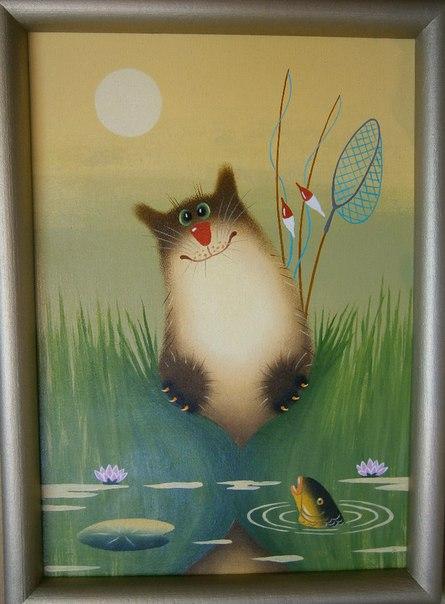 беллуччи открытки с котами от александра нас можете найти