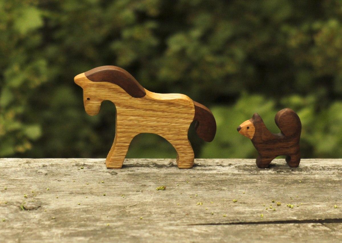 том, что фото разных животных из дерева рисунок дизайне ногтей