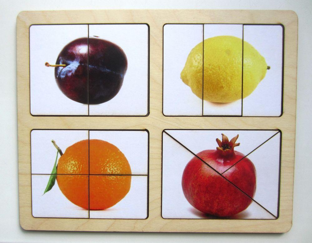 Разрезные картинки цвета