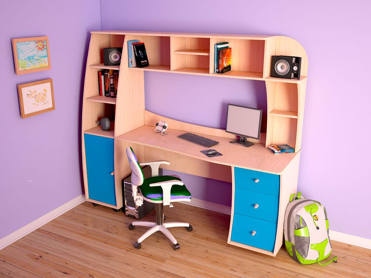 Картинки школьный стол на двоих для девочек и для мальчиков