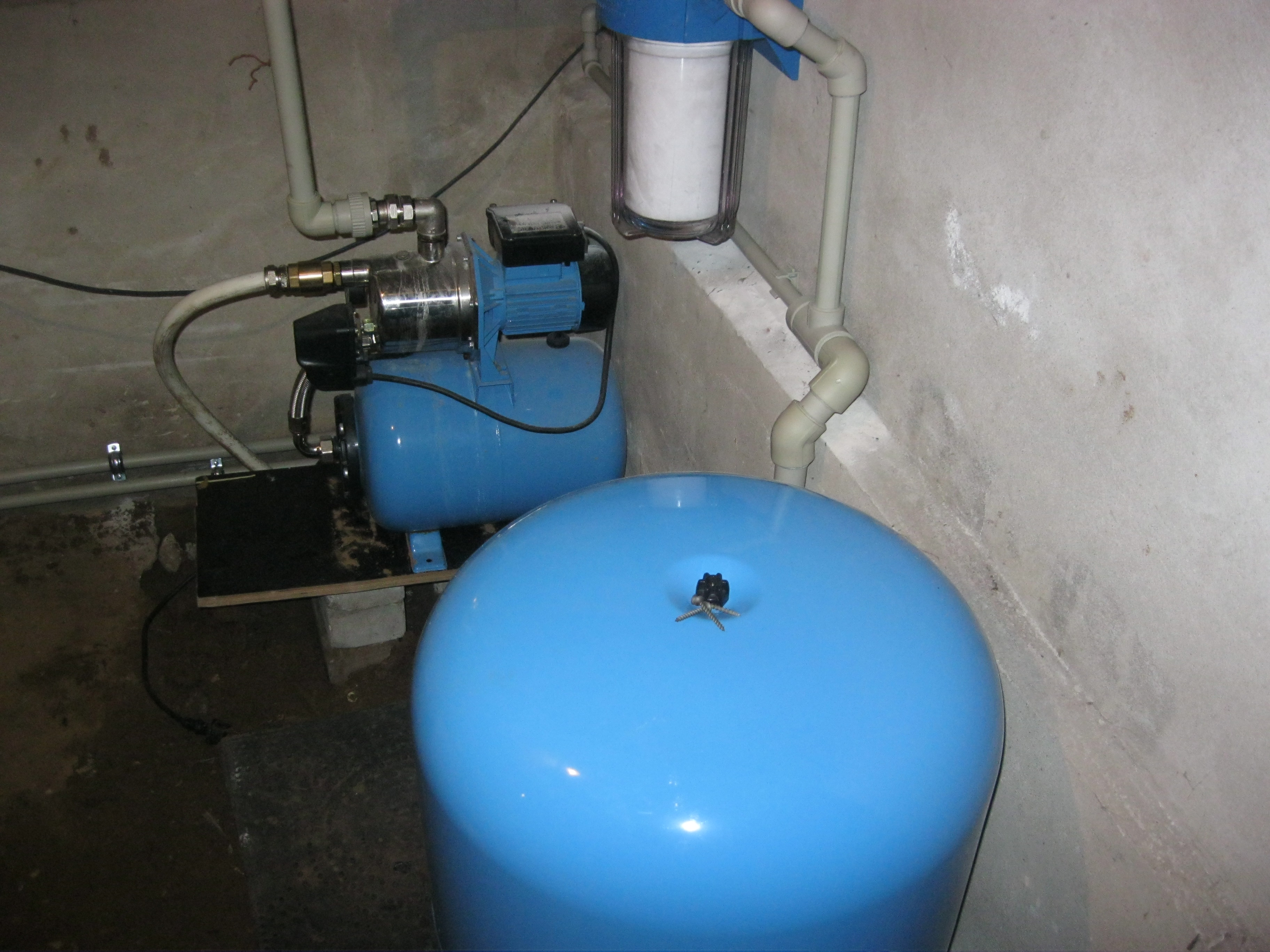 при создании картинки водоснабжения частного домашних хотите увидеть