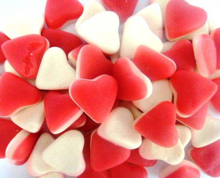 Картинки сердечки мармеладки