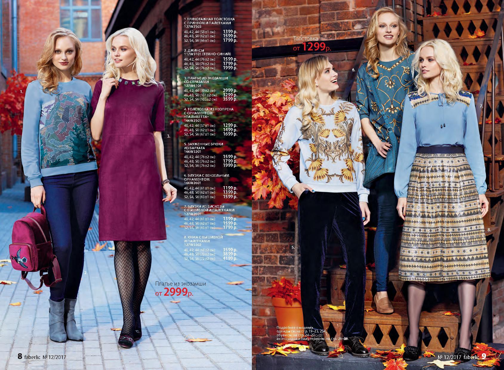 Картинки одежды фаберлик