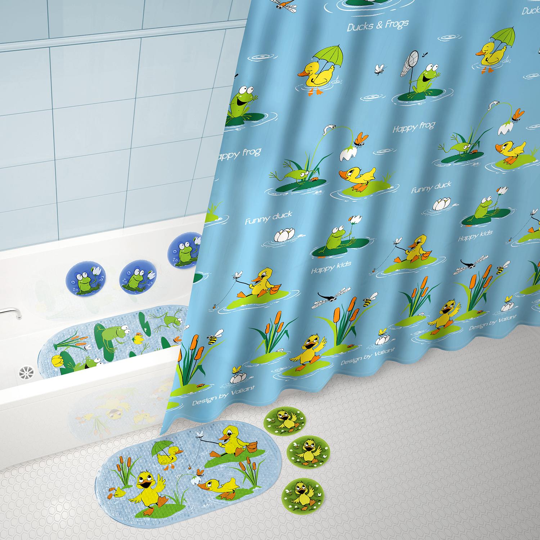 Клеенка в ванной картинка