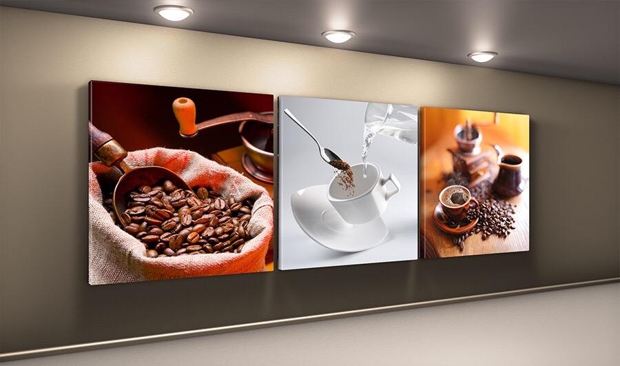 постер под стеклом на кухне ваш выбор виниловая
