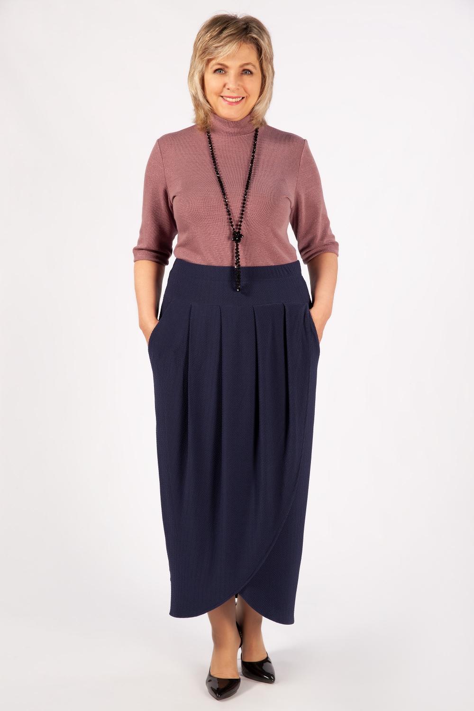 непосредственной модные юбки на полных фото внешнему виду